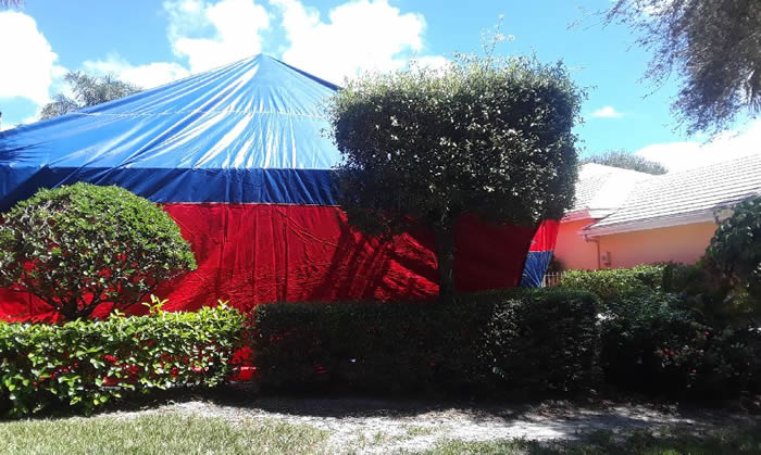 US FUME: Residential Fumigation Tent