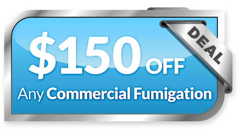 Commercial Fumigation Coupon - US Fume
